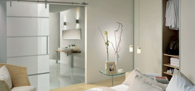 die passende glasschiebet r von inova f r ihr zuhause. Black Bedroom Furniture Sets. Home Design Ideas