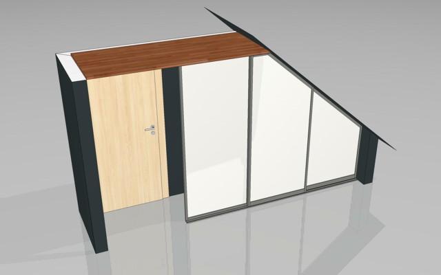 ihren flur und diele mit schiebet ren von und mit inova. Black Bedroom Furniture Sets. Home Design Ideas