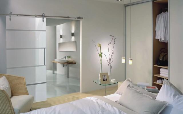 Schlafzimmerschrank schiebetür weiß  Ihr Schlafzimmer mit Schiebetüren von und mit inova gestalten