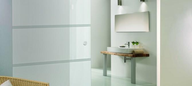 schiebet r f r badezimmer. Black Bedroom Furniture Sets. Home Design Ideas