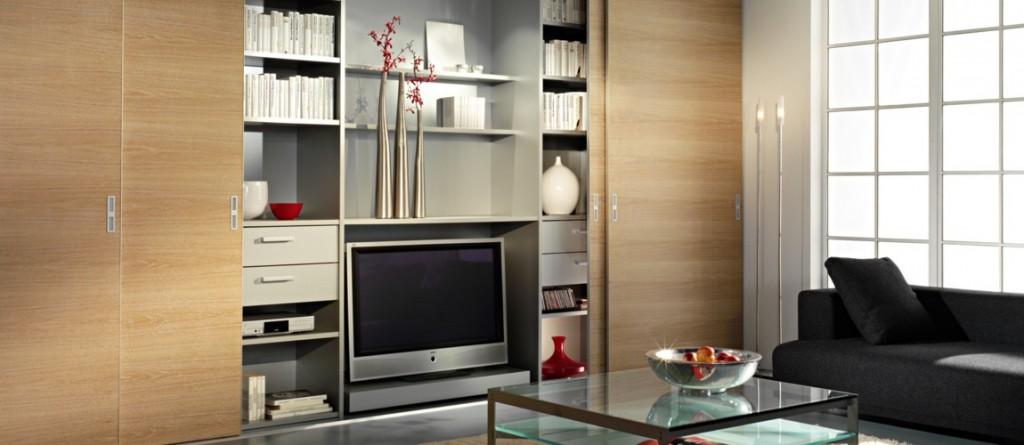schiebet ren raumspar l sungen vom hersteller inova. Black Bedroom Furniture Sets. Home Design Ideas