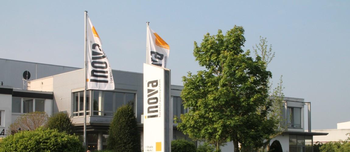Super Ausstellung für Schiebetüren - direkt beim Hersteller - inova CH83