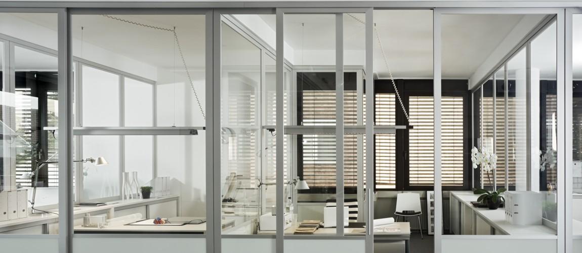 b ro r ume mit schiebet r systemen gestalten von inova. Black Bedroom Furniture Sets. Home Design Ideas